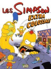 Les simpson (Jungle !) -9- Extra colossal !