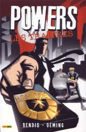 Powers -6- Les traîtres