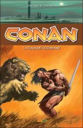 Conan (Panini) -1- La Tour de l'éléphant