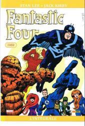 Fantastic Four (L'intégrale) -8- Fantastic four : l'intégrale 1969