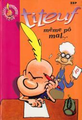 Titeuf (Bibliothèque Rose) -11171- Même pô mal...