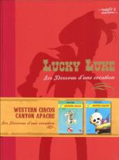 Lucky Luke - Les Dessous d'une création (Atlas) -5- Western Circus / Canyon Apache