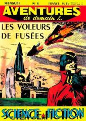 Aventures de demain !.. -4- Les voleurs de fusées