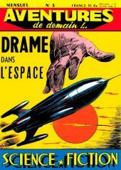 Aventures de demain !.. -3- Drame dans l'espace