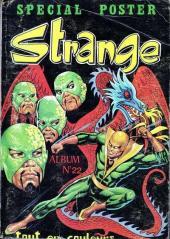 Strange -Rec022- Album N°22 (du n°65 au n°67)