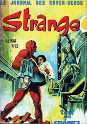 Strange -Rec023- Album N°23 (du n°68 au n°70)