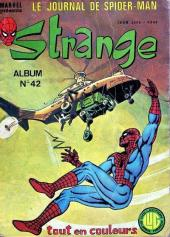 Strange -Rec042- Album N°42 (du n°125 au n°127)