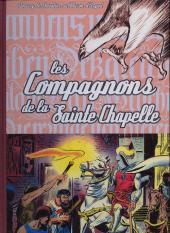 Blason d'Argent -2a- Les compagnons de la Sainte Chapelle
