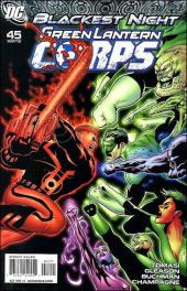 Green Lantern Corps (2006) -45- Red dawn