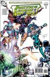 Justice League of America (2006) -42- Team history