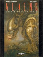 Aliens (Zenda) -3- Guerre pour la terre - 1