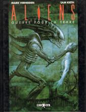Aliens (Zenda) -4- Guerre pour la terre - 2