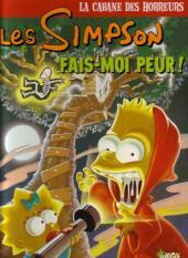 Les simpson (La cabane des horreurs) -1- Fais-moi peur !