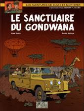 Blake et Mortimer (Les Aventures de) -18TL2- Le sanctuaire du Gondwana