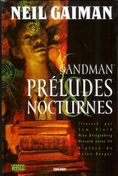Sandman -1a- Préludes & nocturnes