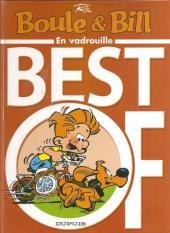 Boule et Bill -02- (Édition actuelle) -BestOf3- En vadrouille - Best Of