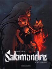 Salamandre -2- Vortex lumière