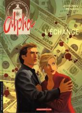 Alpha (Renard/Mythic/Jigounov/Lamquet) -1Ind- L'Échange