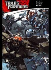 Transformers (Fusion Comics) -1- Le Règne de Starscream