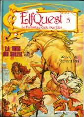 ElfQuest (Le pays des elfes) -5- La voix du soleil