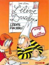 L'Élève Ducobu -PUB- L'étoffe d'un zéro !
