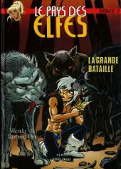 ElfQuest (Le pays des elfes) -17- La grande bataille