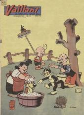 Vaillant (le journal le plus captivant) -615- Vaillant