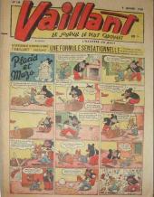 Vaillant (le journal le plus captivant) -139- Vaillant