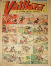 Vaillant (le journal le plus captivant) -167- Vaillant