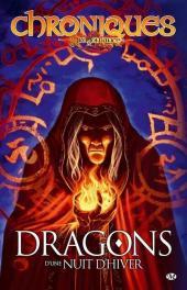 Chroniques de DragonLance -2- Dragons d'une nuit d'hiver