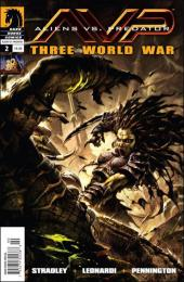 Aliens vs. Predator: Three World War (2010) -2- Book 2