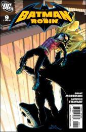 Batman and Robin (2009) -9- Blackest knight part 3 : broken
