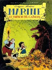 Marine (Corteggiani/Tranchand) -3- Le trésor du caïman