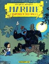 Marine (Corteggiani/Tranchand) -4- L'empereur des singes