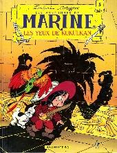 Marine (Corteggiani/Tranchand) -5- Les Yeux de Kukulkan