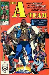 A-Team (The) (1984) -1- Diamonds are a thief's best friend