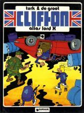 Clifton -4'- Alias lord X