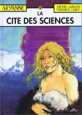 Aryanne -9- La Cité des Sciences