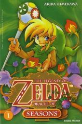 Legend of Zelda (The) -5- Oracle of seasons 1