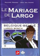 Largo Winch -HS2TL- Le Mariage de Largo