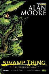 Swamp Thing -1- La Créature du marais