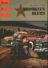 Couverture de Frenchy -3- Brooklyn blues
