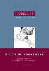 Journal (Neaud) -3a- Journal (3) Décembre 1993 - Août 1995