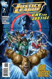 Justice League: Cry for justice (2009) -7- Justice