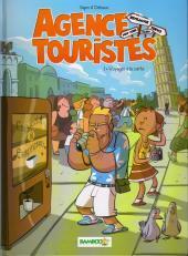 Agence touristes -1- Voyages à la carte