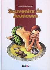 Les 5 sens d'Eros -2- Souvenirs de jeunesse