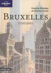(AUT) Schuiten, François -11- Bruxelles - Itinéraires
