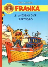 Franka (BD Must) -14TT01- Le Vaisseau d'or portugais