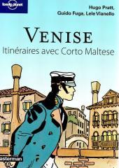 Corto Maltese (Divers) -4- Venise - Itinéraires avec Corto Maltese