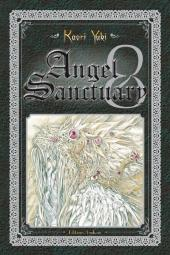 Angel Sanctuary - Deluxe -8- Tome 8